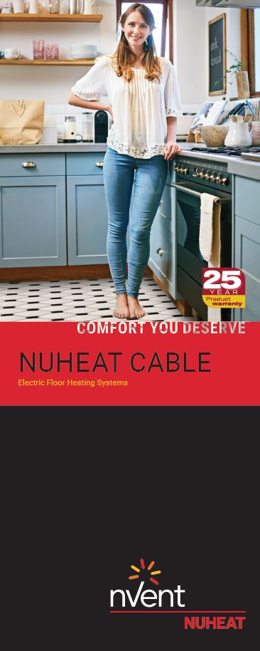 Nuheat Cable