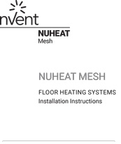 Nuheat-IM-H59872-MeshInstallationInstructions-EN-1805-Web-1